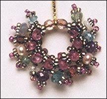 Fairy Flutter Earrings ©2006 by Cynthia Rutledge