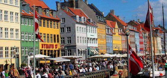 TURISMO | EUROPA - Copenhague: A combinação perfeita de design e história :: Jacytan Melo Passagens
