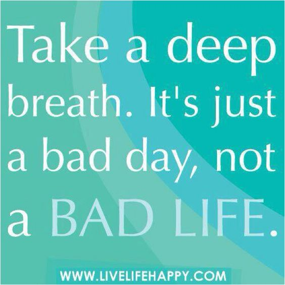 : Remember This, Things To Remember, Life Quote, Deep Breath, So True, Just Breathe, Quotes Sayings, Bad Life