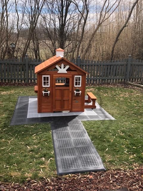 Staylock Tile Perforated Colors Play Houses Build A Playhouse