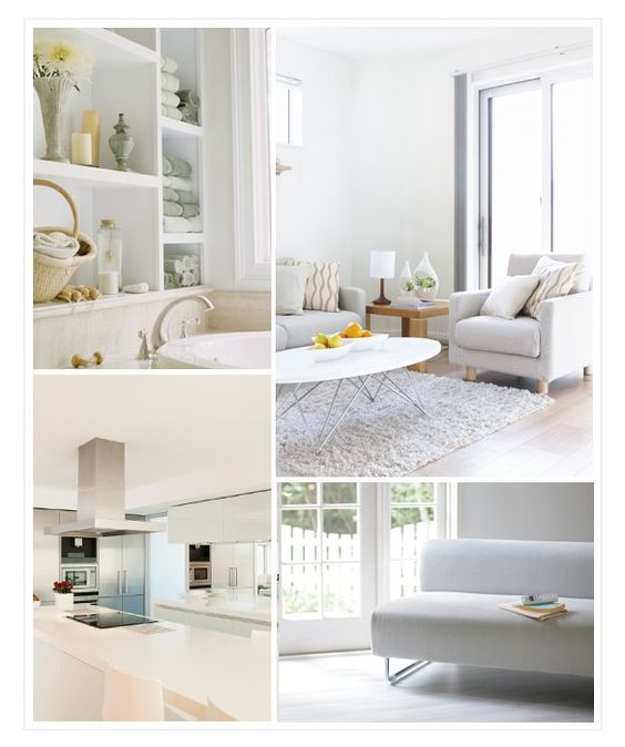 Your Guide to Decorating With White | Tricks of the Trade
