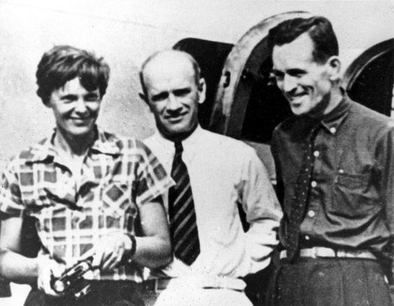 45 Celebrity Photos That Were The Last Known To Be Taken Before They Died Amelia Earhart History Channel Documentaries