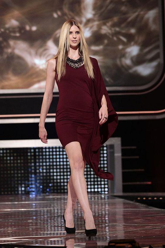 Lizzie Parker's winning Fashion Star design - Week 1.