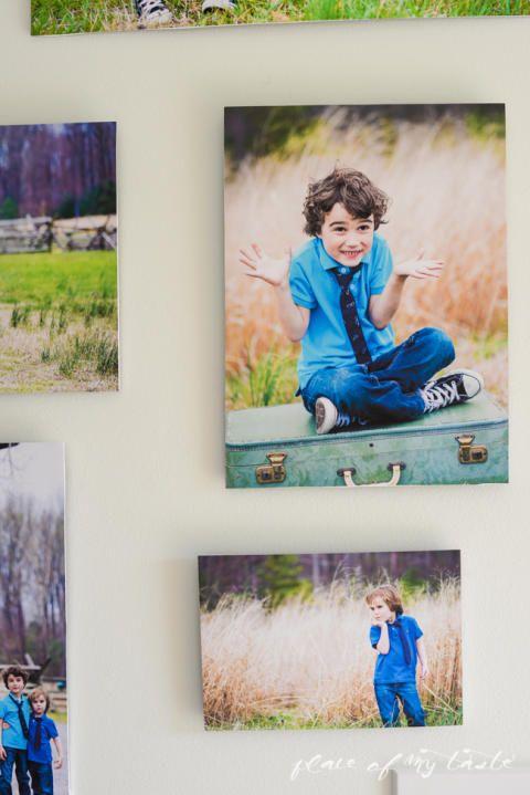 Modern photo wall-3-2