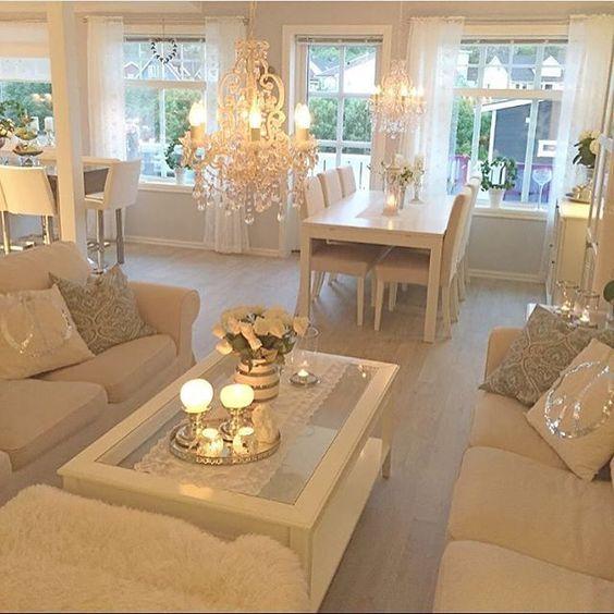 Romantic lifestyle take me home pinterest romantic for Romantic living room decorating ideas
