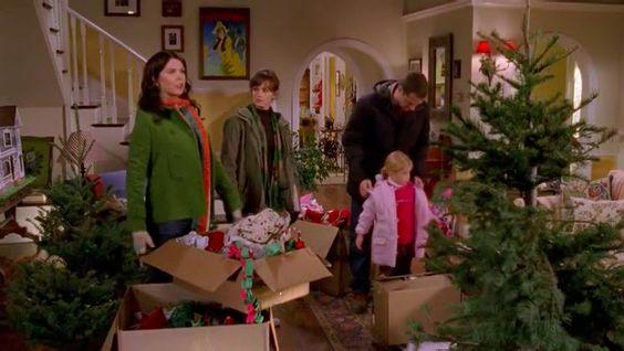 christmas trees in livingroom gg christmas overload