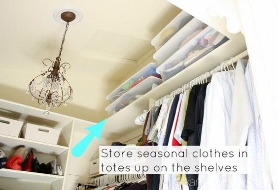 Master Bedroom Closet Bedroom Closets And Closet Organization On Pinterest