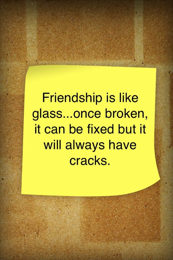 trust in friendship essay So, trust is essential in any kind of friendship or relationship distrust is like a drop of ink in a blotting paper the majority of white color will not be visible only the drop of ink will be visible.