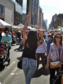 A Cool Time: Un día aprovechado en NY #kissmylook