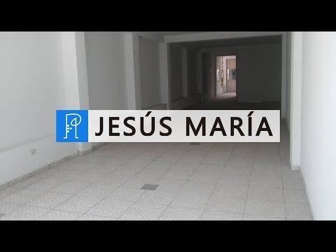 Alquiler De Local Comercial en Jesús María, Lima - Perú.