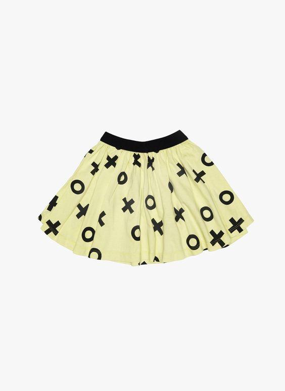 Beau Loves Skirt Pistachio XO