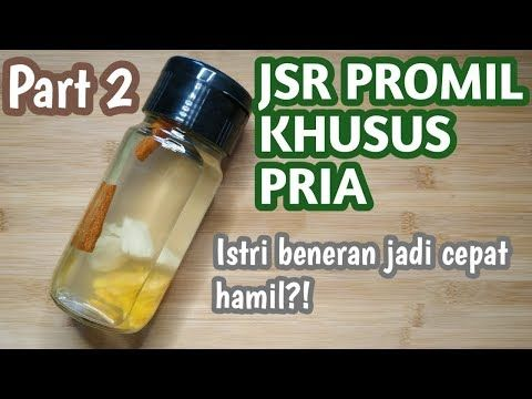 Program Cepat Hamil Jsr Promil Resep Dr Zaidul Akbar Part 2 Youtube Kesehatan Alternatif Hamil