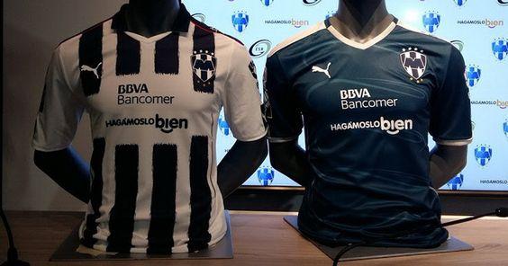 Ceci est le nouveau Maillot de foot Monterrey pas cher pour la saison 2016/2017;: