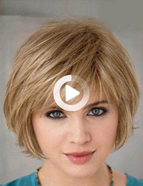 Carre Court Degrade Thin Straight Hair Fine Straight Hair Hair Styles