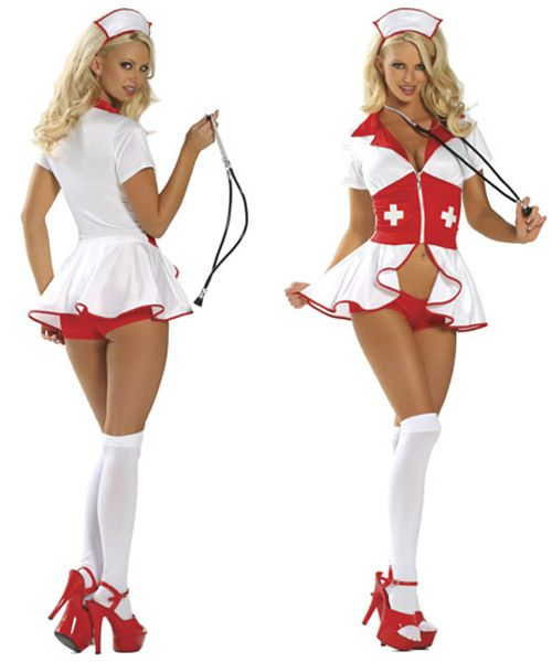 White red pin up nurse costume wholesale costumes pinterest white red pin up nurse costume solutioingenieria Choice Image