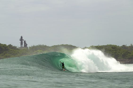 Photo of the Day: Marlon Gerber, Indonesia. Photo: Childs