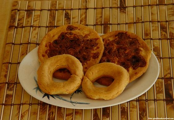 En Honduras y sobre todo en el sur del país la preparación de las tustacas es una tradición gastronómica.