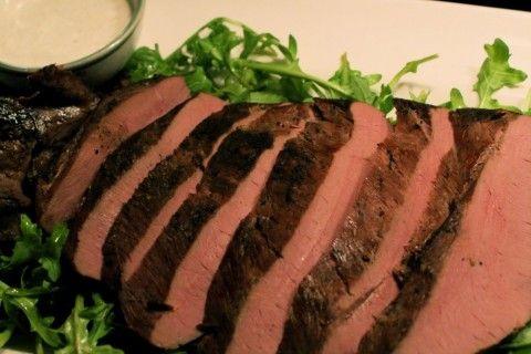 طريقة تحضير قلب ستيك وصفة لكي Recipe Beef Steak Food