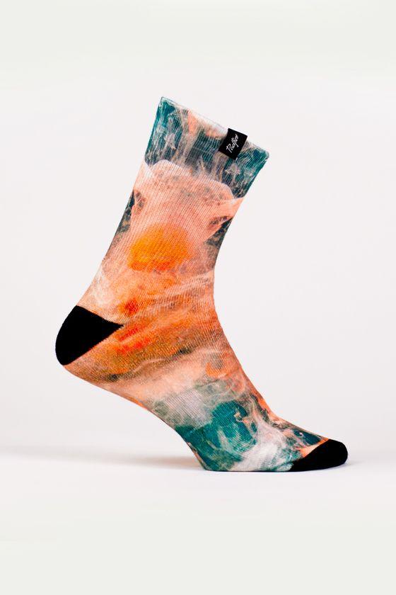 Liquid Green | Pacific & Co | Limited Edition Socks