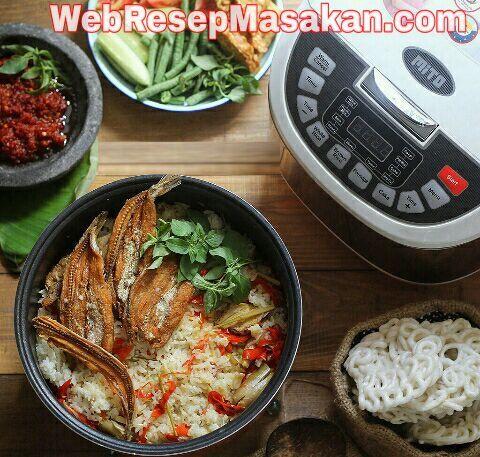 Resep Nasi Liwet Magic Com Nasi Liwet Traditional Food Food