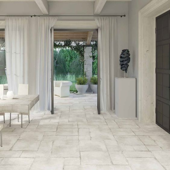 Seville Olimpia 12x12 Porcelain Tile Patio Flooring Patio Tiles Outdoor Tiles