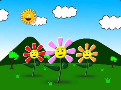 Cancion Infantil - Las Plantas - YouTube