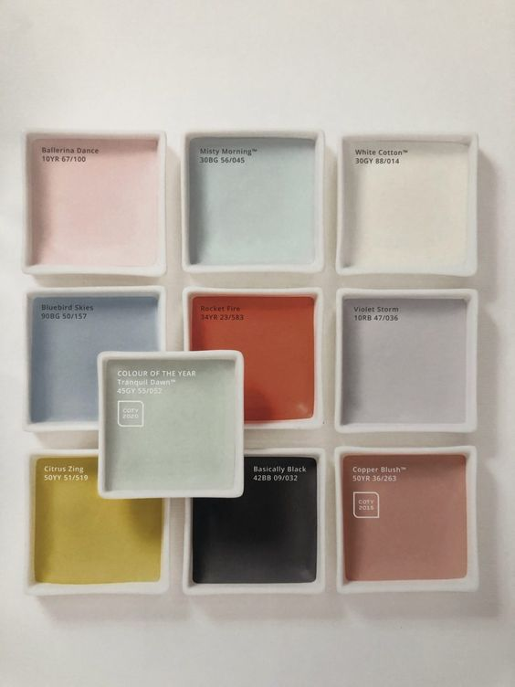 Dulux Colour of the Year 2020 - Mad About The House