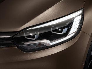 Présentation du nouveau Grand Scenic de Renault