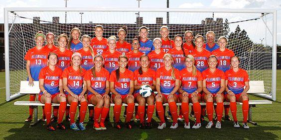 2013 Florida Gator Soccer Team