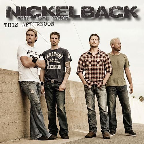 Nickelback – This Afternoon (single cover art)