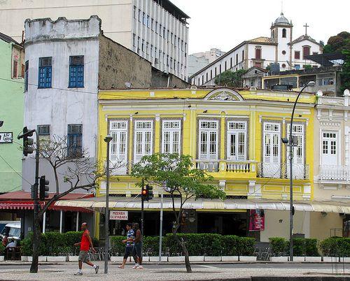 Barrio de Lapa: