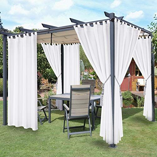 Outdoor Curtains For Patio, Outdoor Panels For Patio