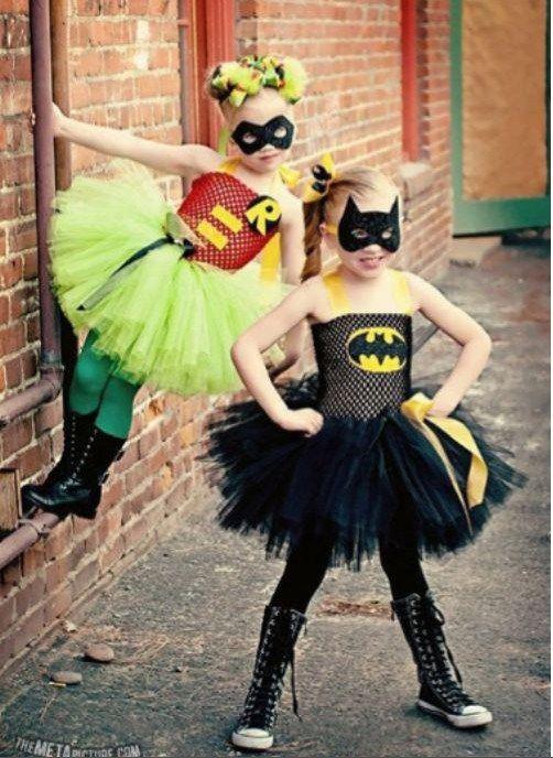 7 Disfraces caseros y fáciles para niñas con tul