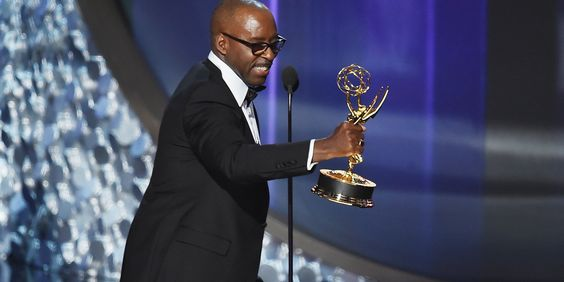 """On Sunday night,Courtney B. Vance walked away with the Emmy award for Lead Actor in a Limited Series or Movie for """"The People v. O.J. Simpson: American Crime Story"""" on FX.  There's no question that TV is having a moment right now with the growth of streaming, the popularity of binge-watching a..."""