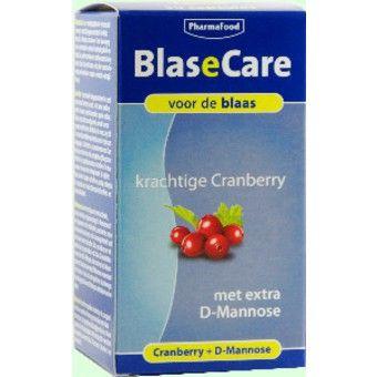 KernPharm BlaseCare 50 capsules - Regelmatig gebruik van BlaseCare geeft een nuttige en krachtige ondersteuning om de blaas schoon te houden en is goed voor de urinewegen. Het bijzondere van BlaseCare: � verhoogt de weerstand in de blaas � voor een goede blaasfunctie � helpt de blaas schoon te houden � is goed voor de urinewegen � heeft een gunstige invloed op de zuurgraad van urine � ondersteunt de uitscheiding van afvalstoffen � voor mannen, vrouwen en kinderen � zowel continu als…