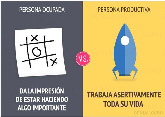"""""""Las personas productivas no se centran en las horas de trabajo, sino en los resultados: entregan su trabajo en tiempo y forma y superan las expectativas."""""""