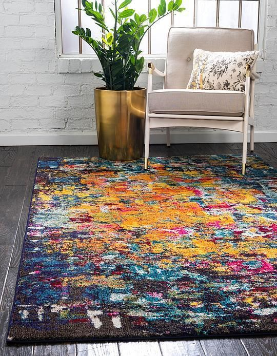 Multi Casablanca Area Rug Area Rugs Yellow Area Rugs 5x8 Area Rugs