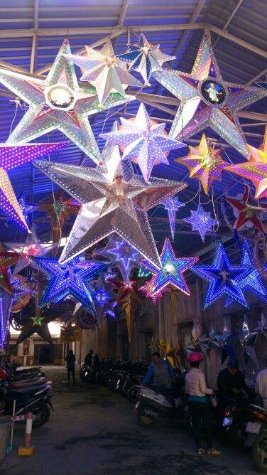 Christmas neon light