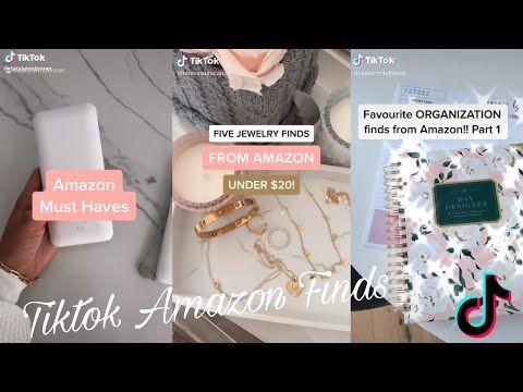 Tiktok Amazon Finds Compilation Prt6 Youtube Amazon Beauty Products Best Amazon Buys Amazon Find