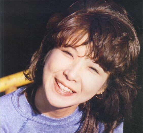 伊藤蘭の天使の笑顔