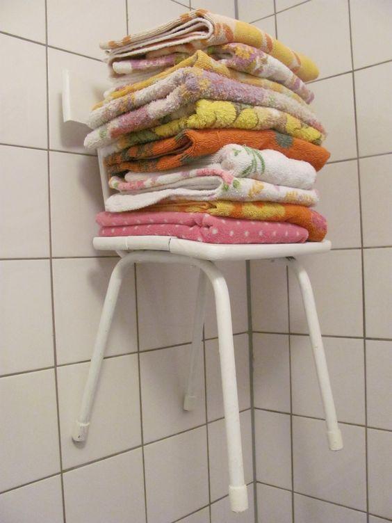vintage towels