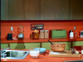 The Brady Kitchen | The Brady Bunch | September 1969 – March 1974: