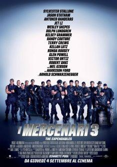 I Mercenari 3, dal 4 settembre al cinema.