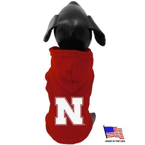 USA Star Dog Hoodie