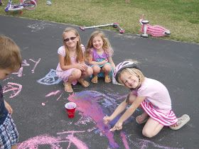 homey home design: 65 Free Things for kids to do This Summer Around the House