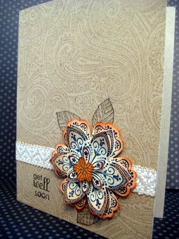 Get Well by Grandma Overboard - Cards and Paper Crafts at Splitcoaststampers