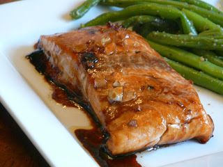 Easy recipe you can use with frozen salmon