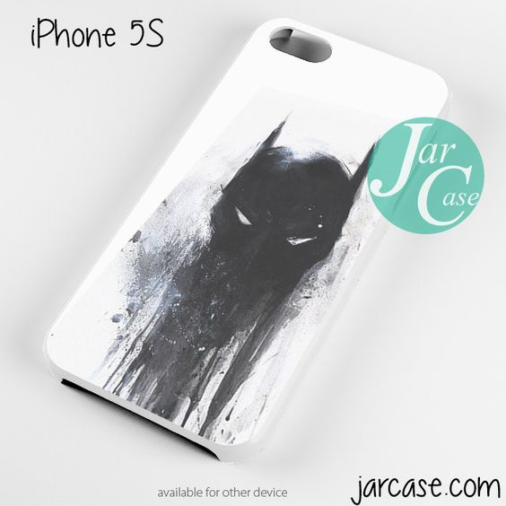 Batman Art Abstract Phone Case For iPhone 4/4s/5/5c/5s/6/6 plus