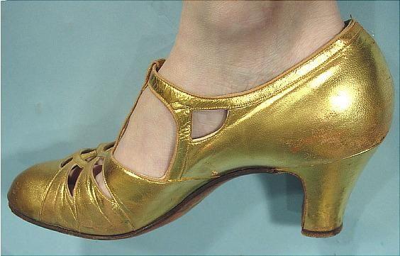 Antique Gold Shoes Best 2000 Decor Ideas