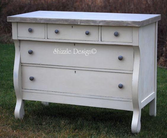 Antique Empire Chest Of Drawers By Shizzle Design Of West